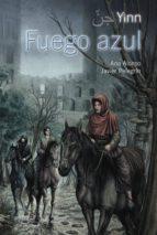 yinn. fuego azul (ebook)-ana alonso-javier pelegrin-9788467831016
