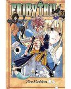 fairy tail 55 hiro mashima 9788467925616