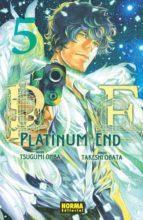 platinum end 5-tsugumi ohba-9788467927016
