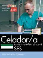 celador/a. servicio extremeño de salud. test y simulacros de examen-9788468178516