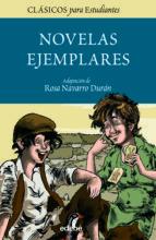 las novelas ejemplares de cervantes (clasicos para estudiantes)-rosa navarro duran-9788468303116