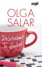 deletréame te quiero (ebook)-olga salar-9788468794716