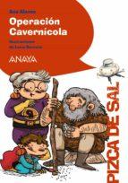 operacion cavernicola ana alonso 9788469836316