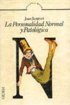 la personalidad normal y patologica jean bergeret 9788474320916