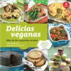delicias veganas: mas de 80 exquisitas recetas-toni rodriguez-9788475567716