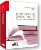 aprendizaje del derecho procesal: nuevos retos de la enseñanza un iversitaria joan pico i junoy 9788476989616