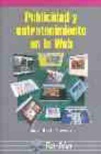publicidad y entretenimiento en la web-jose marti parreño-9788478976416