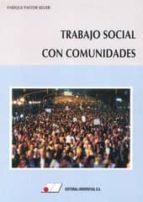 trabajo social con comunidades-enrique pastor seller-9788479914516