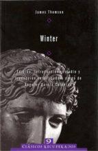 winter. james thomson-angeles garcia calderon-9788482408316
