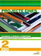llengua i literatura 2º eso. projecte eines valencia 9788483452516