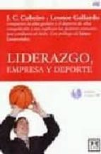 liderazgo empresa y deporte-juan carlos cubeiro-9788483560716