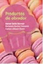 productos de obrador-manuel bolos borrego-9788490773116