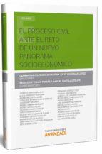 el proceso civil ante el reto de un nuevo panorama socioeconómico gema garcía rstán calvín 9788491357216