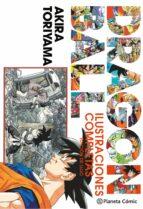 dragon ball ilustraciones akira toriyama 9788491469216