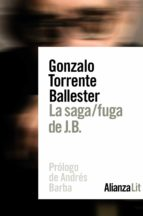 la saga / fuga de j.b. gonzalo torrente ballester 9788491814016