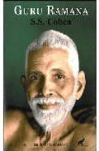 guru ramana s.s cohen 9788493565916