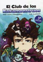 el club de los kakamonstruos (3ª ed.)-enrique alapont sanchez-9788494654916