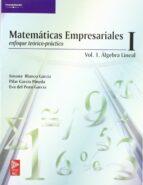 matematicas empresariales (t. i): enfoque teorico-practico-susana blanco garcia-pilar garcia pineda-eva del pozo garcia-9788497321716