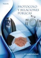 protocolo y relaciones publicas-m soledad muñoz boda-9788497327916