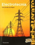 electrotecnia (bachillerato)-pablo alcalde san miguel-9788497328616