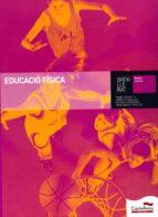 educacio fisica  1 batxillerat  (llibre + cd)-manuel castells-9788498045116