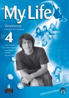 my life 4 (workbook pack) (ingles) 9788498374216