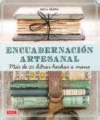 encuadernación artesanal. más de 20 libros hechos a mano-erica ekrem-9788498745016