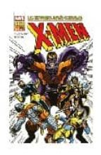 marvel gold. x men: las historias jamas contadas nº 2 chris claremont 9788498851816