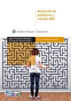 resolucion de problemas y metodo abn-jaime martinez montero-concepcion sanchez cortes-9788499870816