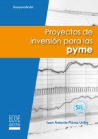 proyectos de inversión para las pyme (ebook)-9789587710816
