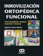 inmovilizacion ortopedica funcional: yesos polimericos, vendajes, conceptos y tecnicas-9789588871516