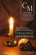 REVISTA CULTURA MASÓNICA N.º 22