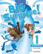 big surprise 1º primaria ab  ed 2013 9780194516426