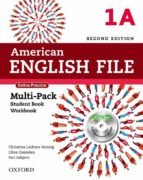 american english file 2e 1a multi pk 9780194776226