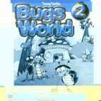 bugs world 2 busy book-9780230719026