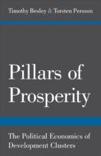 pillars of prosperity (ebook) timothy besley torsten persson 9781400840526