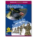 macmillan children s readers: 5 penguins: the race to south (int)-9781405057226