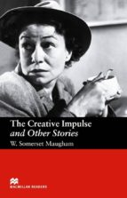 macmillan readers upper: creative impulse & others-william somerset maugham-9781405073226