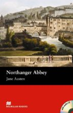 macmillan readers beginner: northanger activity bookbey pack-jane austen-9781405076326