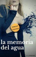 la memoria del agua (ebook)-9781507192726
