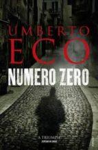 numero zero umberto eco 9781784701826