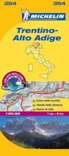 trentino (mapas