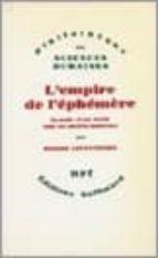 empire de l ephemere-gilles lipovetsky-9782070326426