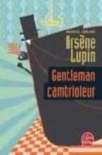 arsene lupin, gentleman cambrioleur-maurice leblanc-9782253002826