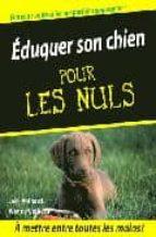 Eduquer son chien pour les nul PDF DJVU por J.volhard