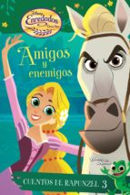 enredados. otra vez. cuentos de rapunzel 3 (ebook) 9786070755026