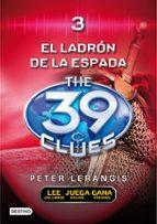 Descargar The 39 clues 3: el ladron de espadas epub gratis online Vv.Aa.