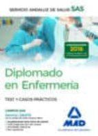 diplomado en enfermeria del servicio andaluz de salud: test y casos practicos-9788414201626