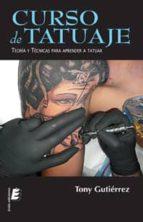 curso de tatuaje (ebook)-tony gutierrez-9788415425526