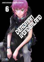 deadman wonderland nº 6 jinsei kataoka kazuma kondou 9788415680826